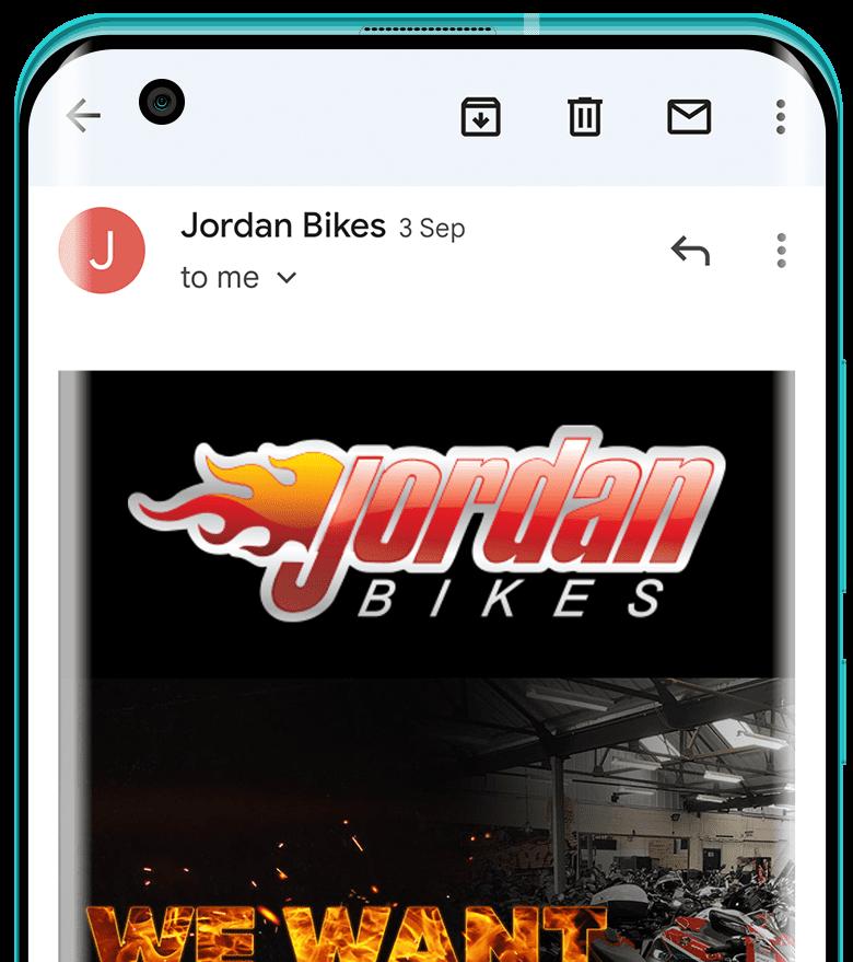 Jordan Bikes Newsletter